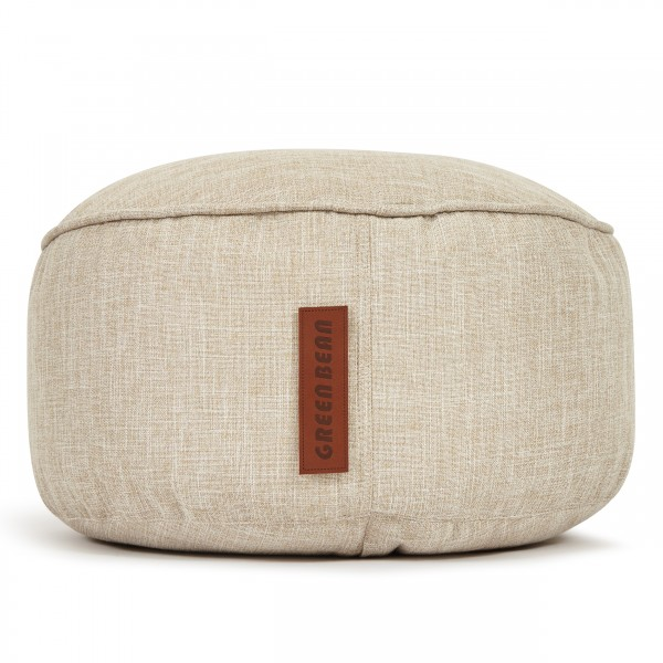 Home Linen Pouf Hocker